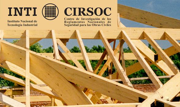 Reglamento Argentino de Estructuras de Madera – CIRSOC 601