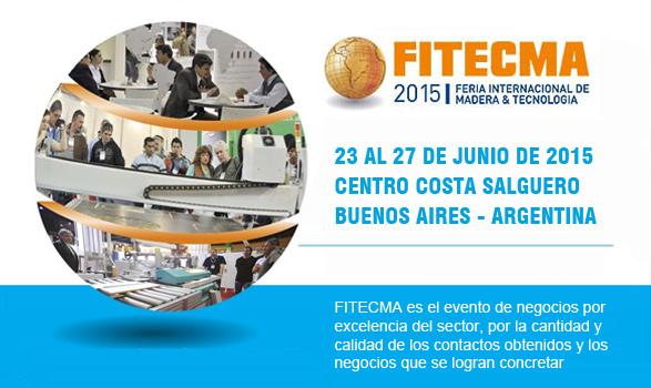 FITECMA 2015 – 23 AL 27 DE JUNIO DE 2015 – CENTRO COSTA SALGUERO