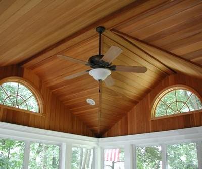 Cielo raso en madera madera y construcci nmadera y for Cielos falsos para dormitorios