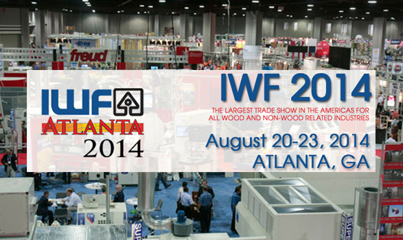 "INTERNATIONAL WOODWORKING FAIR (IWF) – Stand Argentino – ""MEETING POINT"" – ATLANTA, ESTADOS UNIDOS del 20 al 23 de agosto de 2014 – ÚLTIMOS LUGARES"