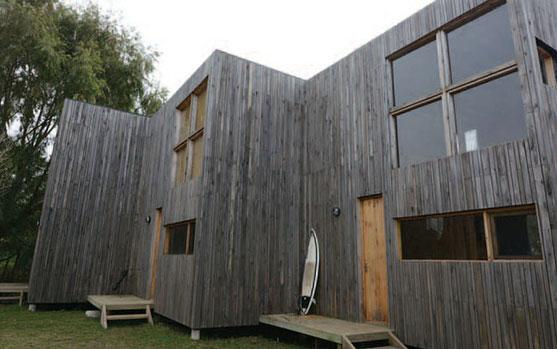 Casa modulada en Uruguay, una experiencia para replicar
