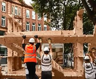 Impresi n 3d aplicada a la construcci n en seco madera y Impresion 3d construccion