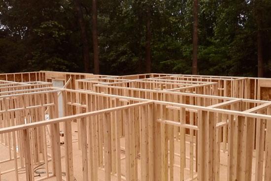 Paso a paso construcci n con sistema ballon frame o for Construccion de casas paso a paso
