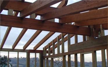 Paso a paso construcción de vivienda con sistema Balloom Frame