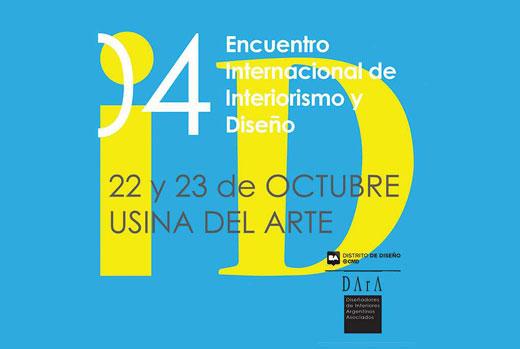 Encuentro Internacional de Interiorismo y Diseño