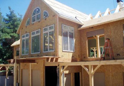 La madera se convierte en un elemento de la bioconstrucción