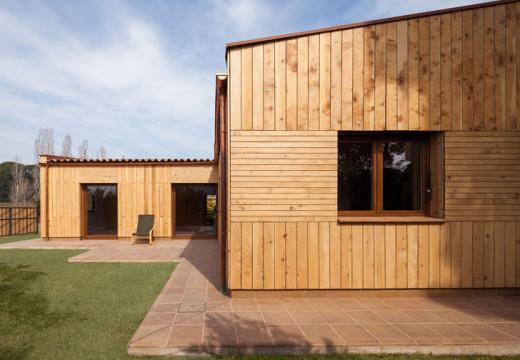 Consumo energético: vivienda de madera logra certificación pasiva del reconocido instituto alemán Passivhaus