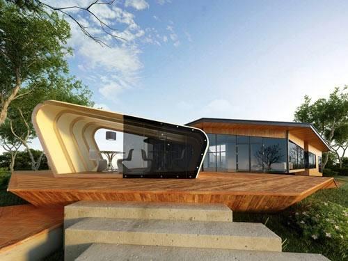 Últimas tendencias sobre Arquitectura en Madera