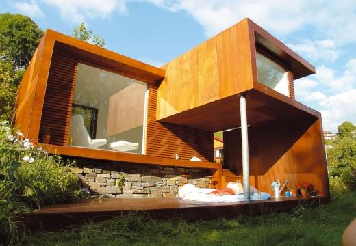 Estudio en España: como aislante térmico la madera supera 15 veces al hormigón