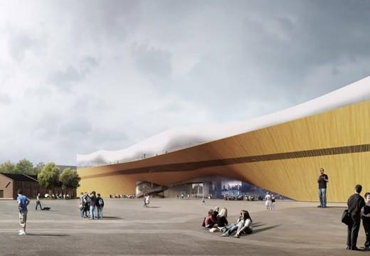 Finlandia: comienzan a construir la biblioteca en madera más grande del mundo