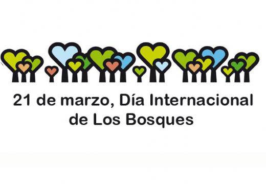 """21 de marzo celebramos """"El Día Internacional de Los Bosques"""""""