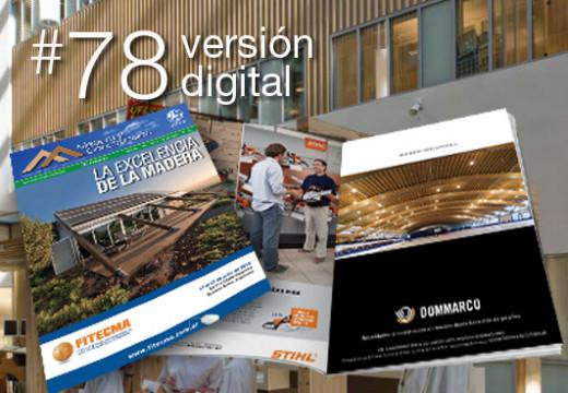 Revista Madera y Construcción N°78 – Por ArgentinaFORESTAL