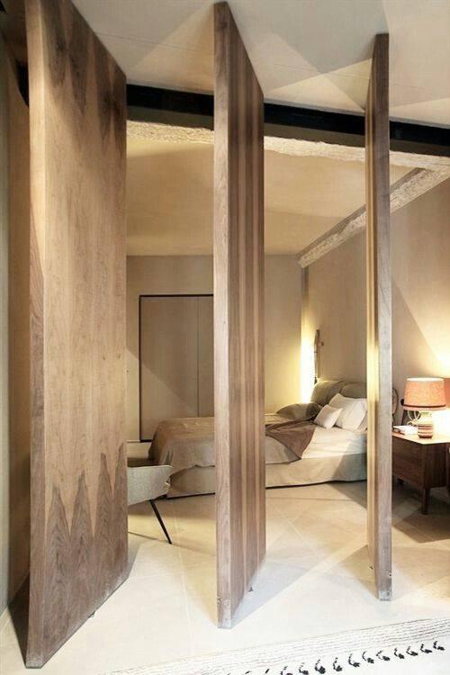 puertas corredizas de madera madera y construcci nmadera