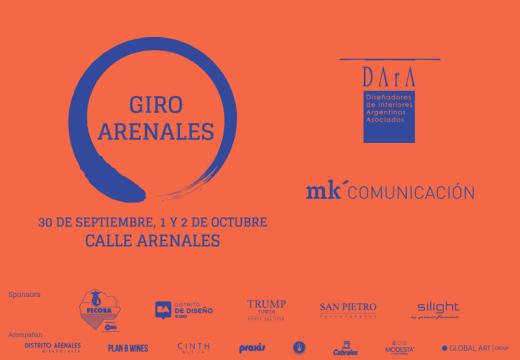 DARA te invita al Corte de cintas, Apertura, Big Cocktail y recorrido exclusivo pre-lanzamiento de GIRO ARENALES