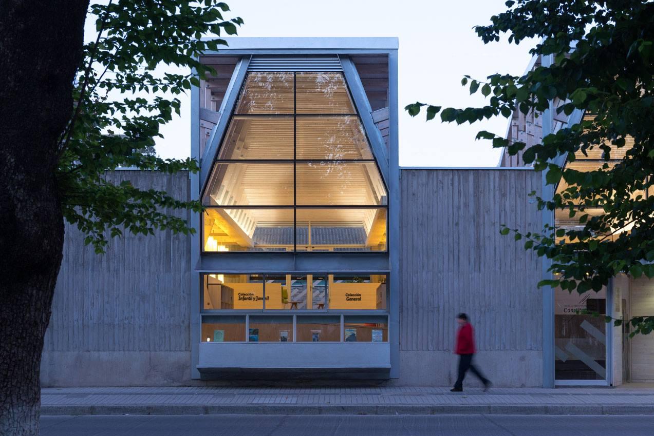biblioteca sustentable