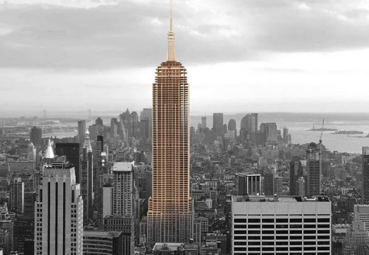 Avance tecnológico: revelan que los rascacielos más altos del mundo pueden construirse con estructura de madera