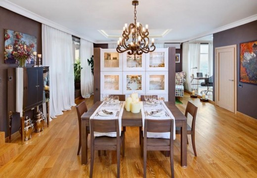 Madera y Decoración: El contraste como elemento fundamental. Consejos para decorar tu hogar.