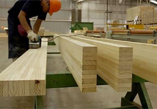 Déficit Habitacional: desde el Ministerio de Agroindustria afirman que la madera puede ser una solución.