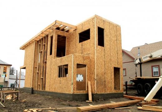 En el futuro cercano, la madera ocupará un rol importante como material de construcción en Argentina.