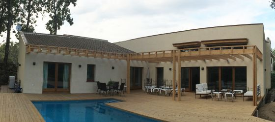 Tendencia en europea casas pasivas de madera permiten - Metros cuadrados espana ...