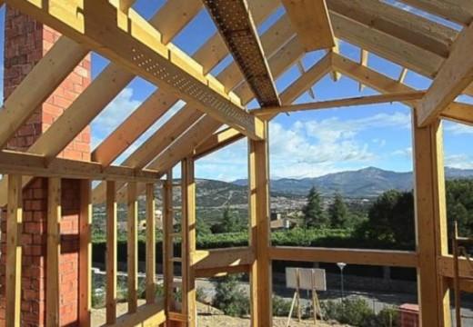 Argentina medida sin precedente: el gobierno anuncia la construcción de viviendas sociales con estructura de madera bajo parámetros de alta calidad.