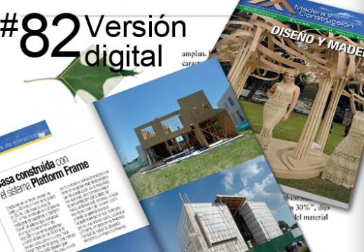 Revista Madera y Construcción N°82 – Por ArgentinaFORESTAL