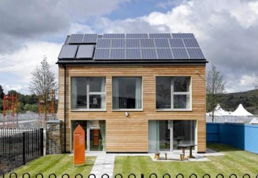 Europa: las claves para construir una casa pasiva