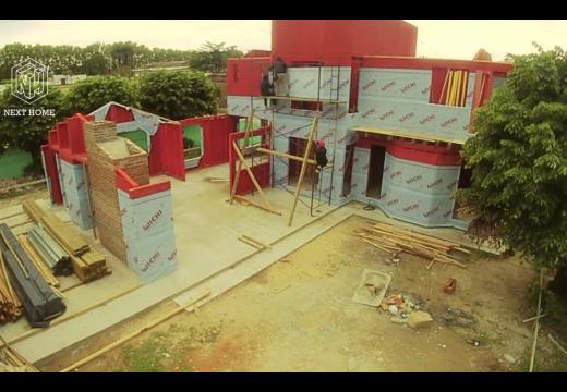 Argentina: video presentación de la constructora Next Home (sistema platform frame)