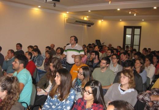 Exitoso Seminario sobre Construcción con madera y diseño en Santa Fé