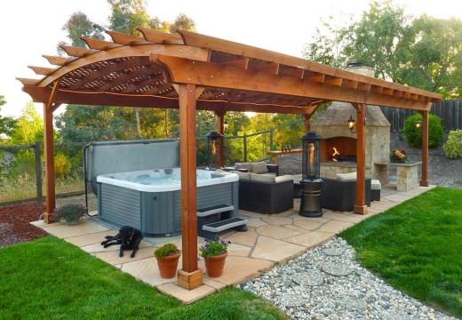 Palpitando la temporada Primavera-Verano: Ideas para construir pérgolas en tu jardín