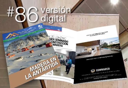 Revista Madera y Construcción N°86 – Por ArgentinaFORESTAL