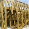 Argentina. Hito en la arquitectura con madera: Se inauguró oficialmente el Nido de la Cultura. Municipalidad de Vicente López