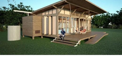 14 provincias firman convenios para construir con madera en Argentina