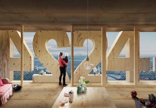 Cambio en el paradigma de la construcción: Las grandes capitales del mundo compiten por el edificio de madera más alto.