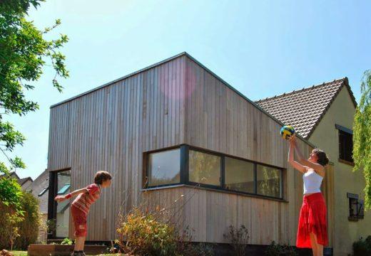 Argentina: EL Banco Nación ya financia la compra de viviendas de madera en cuotas accesibles de entre 1500 y 2000 pesos