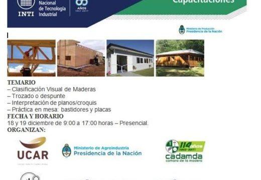 Buenos Aires: Nuevos cursos gratuitos sobre construcción con madera
