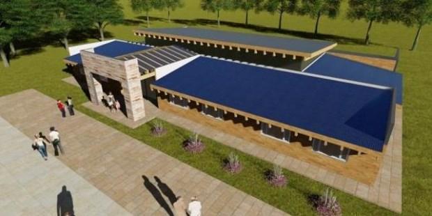 Argentina: Arquitecto misionero presenta propuesta para construir escuelas con madera en solo dos meses