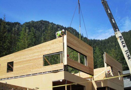 EUROPA: El boom de las casas prefabricadas pasivas ¿un futuro prometedor para américa latina?