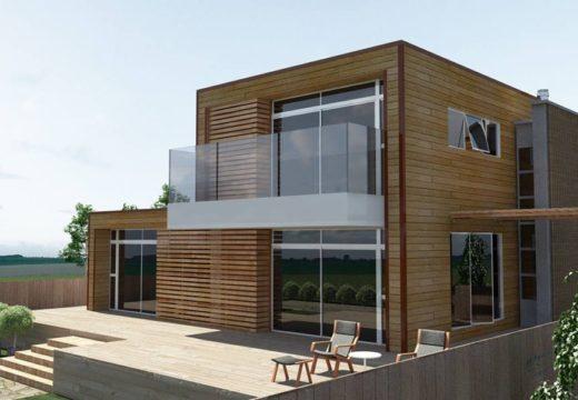 La madera, uno de los materiales constructivos más antiguos de la humanidad y uno de los más usados para el diseño de construcción sostenible