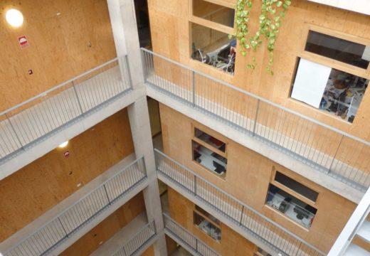 ESPAÑA. En ciclo de conferencias sobre construcción, destacan el rol de la madera en la nueva arquitectura