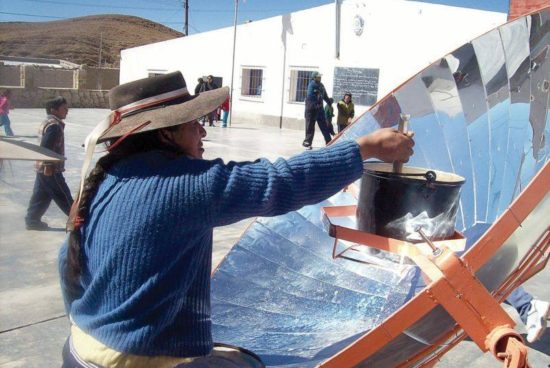 Comunidad sostenible en Argentina. En Jujuy ya funciona un pueblo con 100% de energía solar.