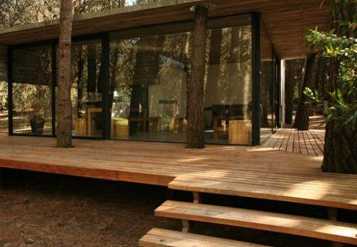 Las ventajas de la construcción con madera por sobre la construcción húmeda