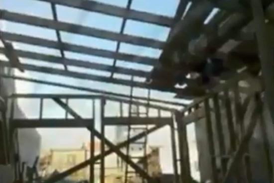 VIDEO: Sistema de Entramado de Madera: Construcción de monoambiente sobre terraza en Buenos Aires.