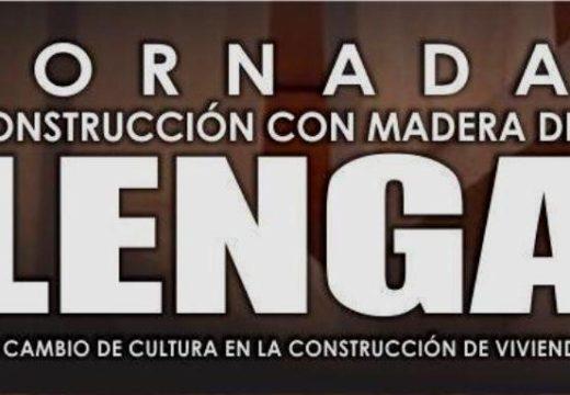Tierra del Fuego: 31/10 Jornada gratuita sobre construcción con madera de lenga