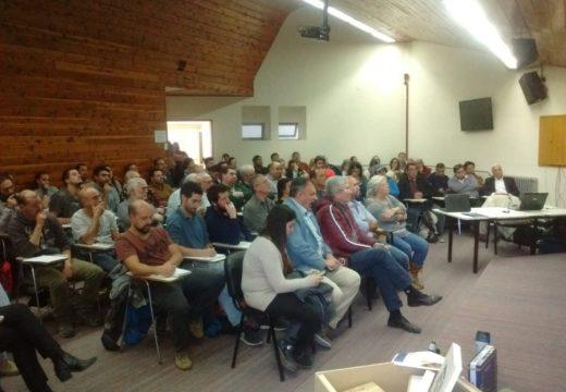 """A sala llena el """"Seminario Construcción con Madera"""" en Bariloche"""