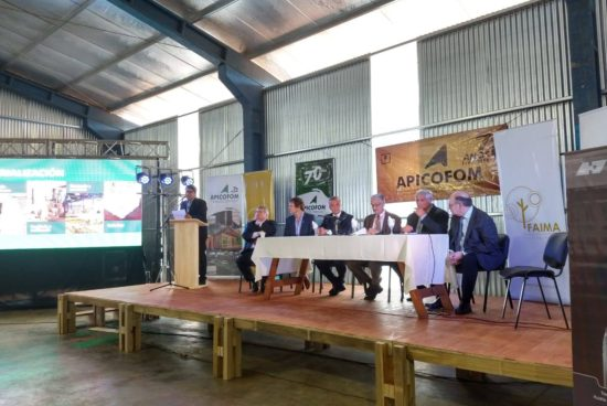 En el marco del 140° Congreso Maderero organizado FAIMA