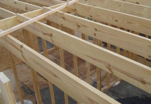 Cómo diseñar entrepisos y techos en madera. Tips para arquitectos