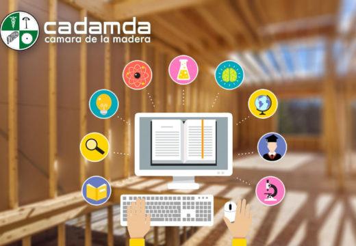 CADAMDA presenta su plataforma educativa online y el primer curso virtual sobre construcción sustentable con madera