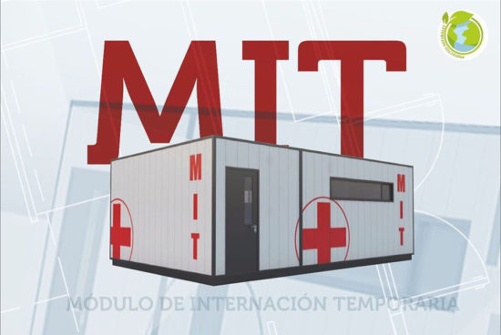 """CADAMDA presenta""""MIT"""": Módulos de Internación Temporaria de la constructora Next Home"""