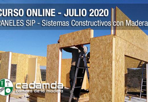 Nuevo Curso Virtual sobre PANELES SIP en la Plataforma Online de CADAMDA – Inicia 20 de julio de 2020